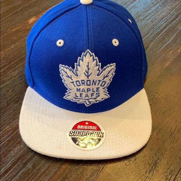 4aa47f733 Toronto Maple Leafs snapback hat